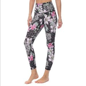 Evolution and Creation High Waisted Leggings Small